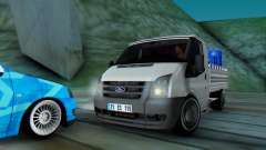 Ford Transit Pikap for GTA San Andreas
