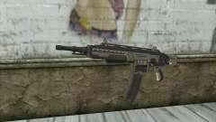 NS-15M Machine Gun from Planetside 2 for GTA San Andreas