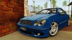 Mercedes-Benz CLK55 AMG 2003