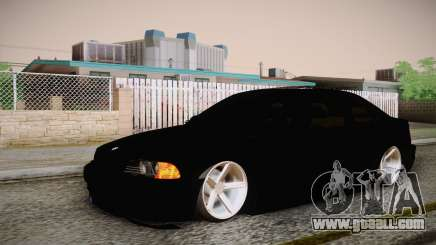 BMW 318 Ci 34 UNL 58 for GTA San Andreas