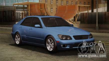 Lexus IS300 2003 for GTA San Andreas