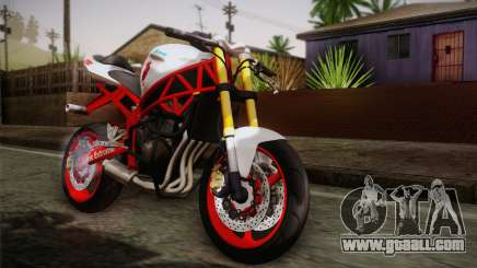 Kawasaki Zx6r Ninja for GTA San Andreas
