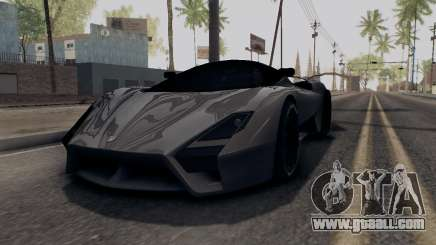 SSC Tuatara 2011 for GTA San Andreas
