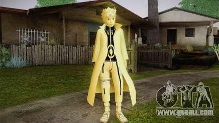 Naruto Kurama for GTA San Andreas