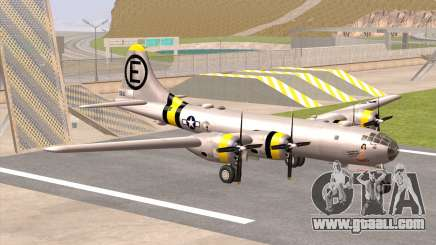 B-29A Superfortress for GTA San Andreas