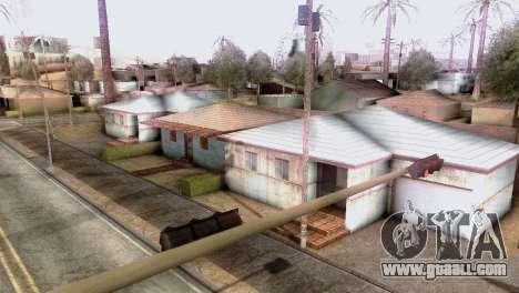 Graphic Unity for GTA San Andreas fifth screenshot