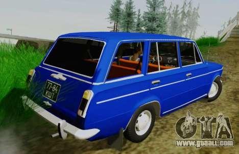 VAZ 21032 for GTA San Andreas back left view