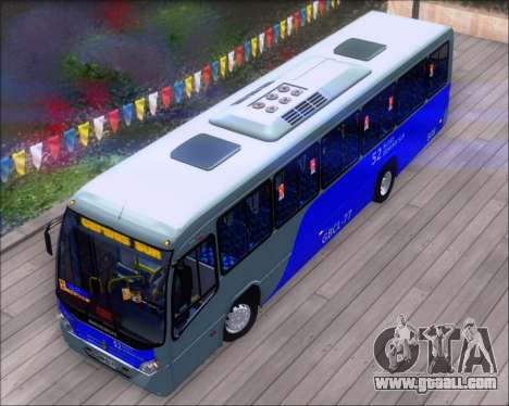Neobus Spectrum City Mercedes Benz OF-1722 for GTA San Andreas side view