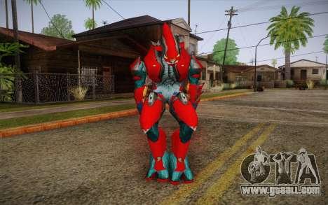 Red Elite v2 for GTA San Andreas