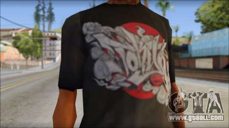 New Ecko T-Shirt for GTA San Andreas third screenshot