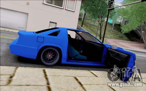 Buffalo Drift Style for GTA San Andreas upper view