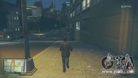 GTA V  Package Final for GTA 4 third screenshot
