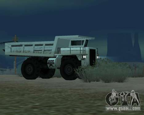 Updated Dumper for GTA San Andreas right view
