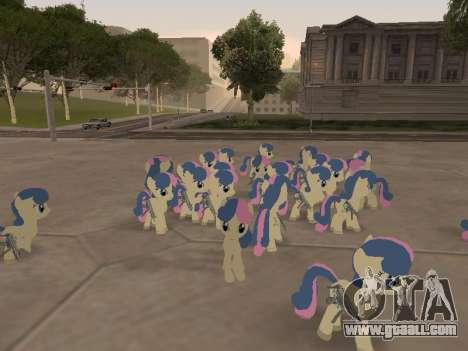 Bonbon for GTA San Andreas third screenshot