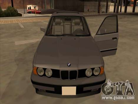 BMW 535i for GTA San Andreas