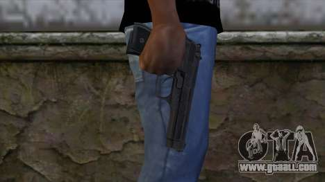 Marisa M9 Custom Master Spark for GTA San Andreas third screenshot
