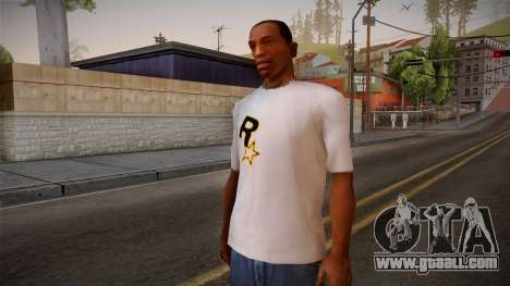Rockstar Games Shirt for GTA San Andreas