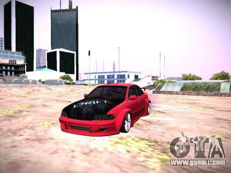Audi A4 Extreme for GTA San Andreas
