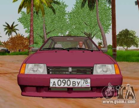 VAZ 21083 for GTA San Andreas right view