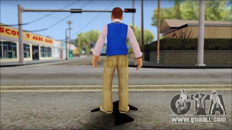 Petey from Bully Scholarship Edition for GTA San Andreas third screenshot