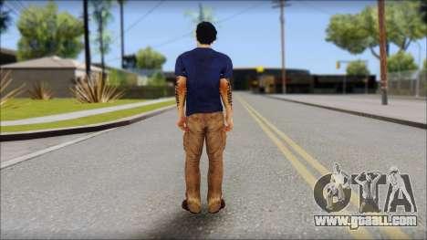Jason Brody for GTA San Andreas second screenshot