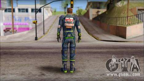 Piers Azul no Gorra for GTA San Andreas second screenshot