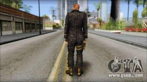 Jake Muller from Resident Evil 6 v2 for GTA San Andreas second screenshot
