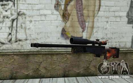 AWP (Space) for GTA San Andreas