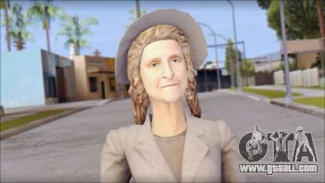 Old Lady for GTA San Andreas third screenshot