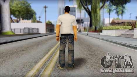 Toni Cipriani v1 for GTA San Andreas second screenshot