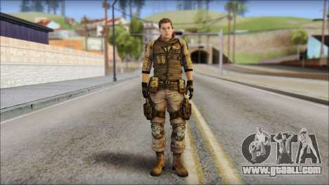 Piers Nivans Resident Evil 6 for GTA San Andreas