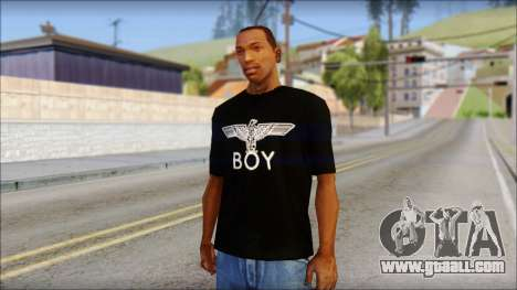 Boy Eagle T-Shirt for GTA San Andreas