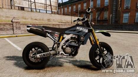 Yamaha YZF-450 v1.17 for GTA 4 left view
