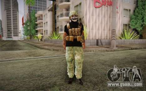 Antrax for GTA San Andreas