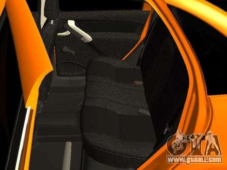 Lada Granta for GTA San Andreas side view