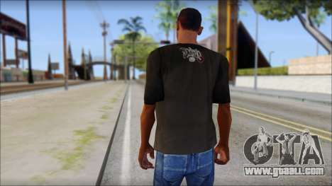 New Ecko T-Shirt for GTA San Andreas second screenshot