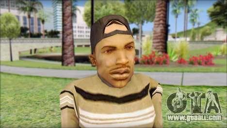 CJ Dwarf v2 for GTA San Andreas third screenshot