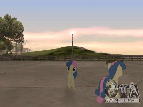 Bonbon for GTA San Andreas forth screenshot