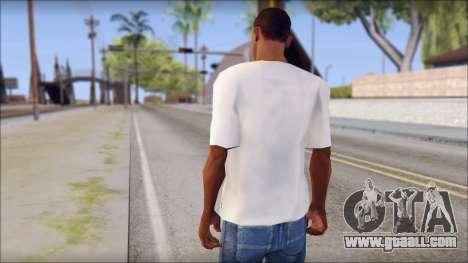 Manchester United Shirt for GTA San Andreas second screenshot