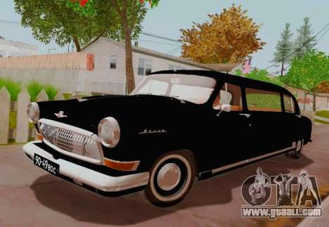 GAZ 21 Limousine for GTA San Andreas