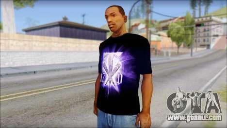 Wrestle Mania T-Shirt v1 for GTA San Andreas
