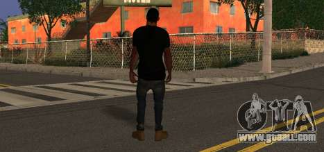 Crossfit for GTA San Andreas second screenshot