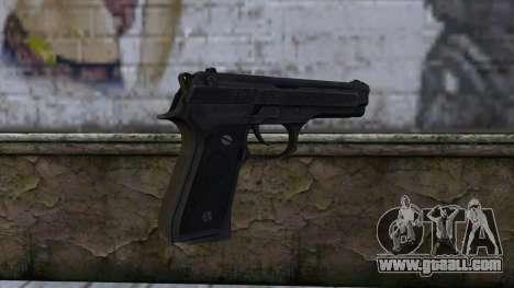 Marisa M9 Custom Master Spark for GTA San Andreas second screenshot
