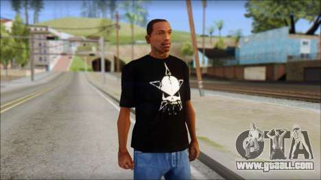 Infected Rain T-Shirt for GTA San Andreas