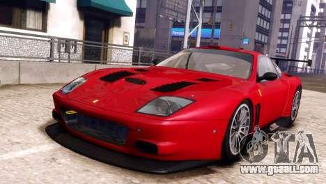 Ferrari 575 GTC for GTA 4