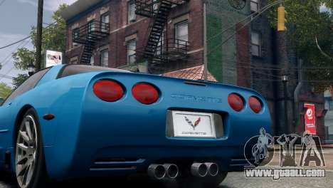 Chevrolet Corvette Z06 (C5) 2002 V3.0 [EPM] for GTA 4 right view