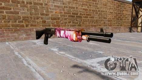 Gun Franchi SPAS-12 Dots for GTA 4