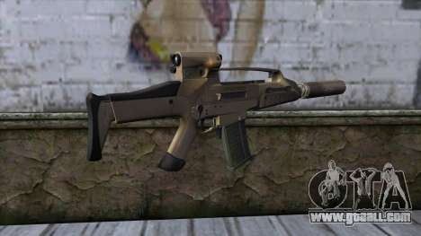 XM8 Compact Dust for GTA San Andreas second screenshot