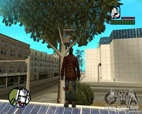 Players Informer for GTA San Andreas