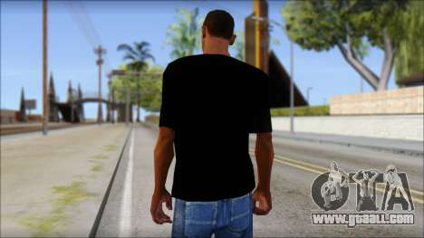 Hladno Pivo T-Shirt for GTA San Andreas second screenshot